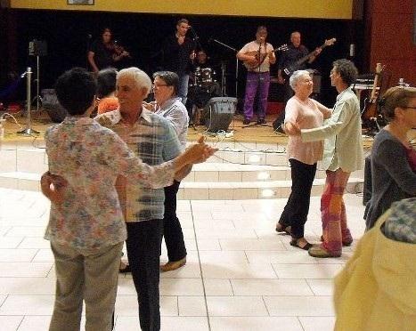 Danses Louisiane